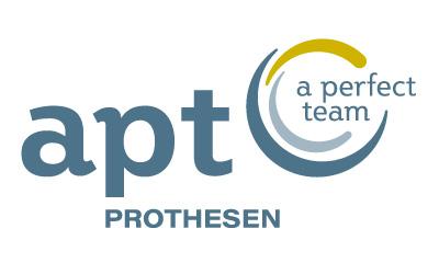 Logo der Firma apt Prothesen