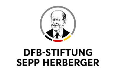 Logo der DFB-Stiftung Sepp Herberger