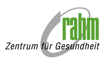 Logo der Firma Rahm - Zentrum für Gesundheit