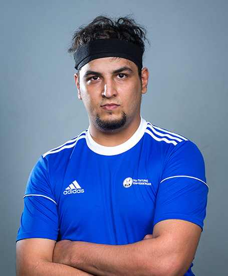 Spieler Nationalmannschaft Jawad Kadhim
