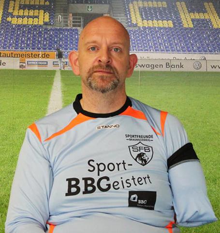 Braunschweig Spieler Carsten Stern