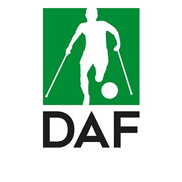 Logo Deutscher Amputierten-Fußball