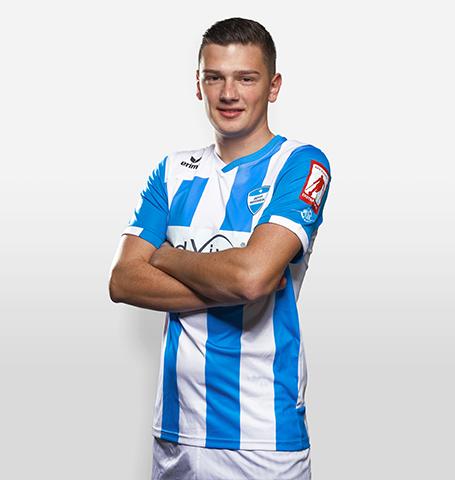Hoffenheim Spieler Florian Fischer