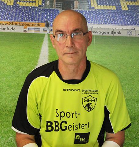 Braunschweig Spieler Holm Siebert