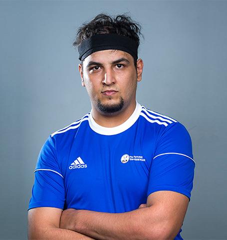 Hoffenheim Spieler Jawad Kadhim