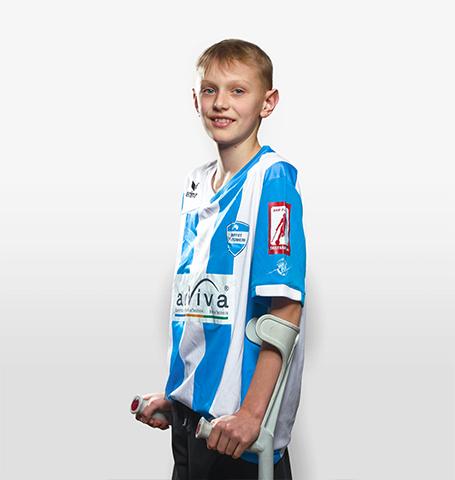 Hoffenheim Spieler Louis Wandrey