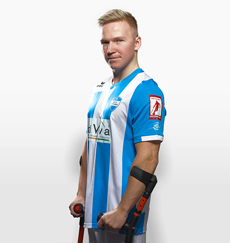 Hoffenheim Spieler Marcel Herrmann