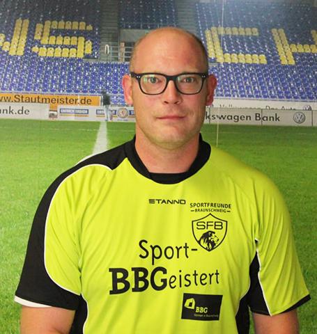 Braunschweig Spieler Ralf Stellfeld
