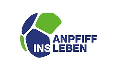 Logo von Anpfiff ins Leben e.V.
