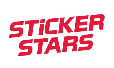 Logo von Stickerstars