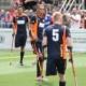 Fußballiade Landshut: drei amputierte Fußballer