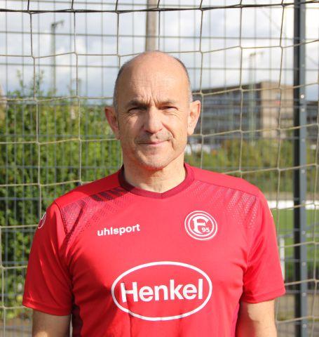 Düsseldorf Spieler Jens Faerber