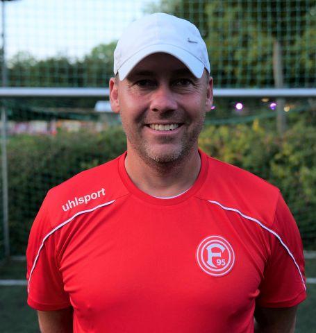 Düsseldorf Organisator Stefan Felix