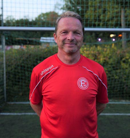 Düsseldorf Co-Trainer Dirk Hilgers