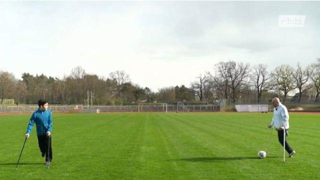 Link zu: Amputierten-Fußball bei Tennis Borussia Berlin