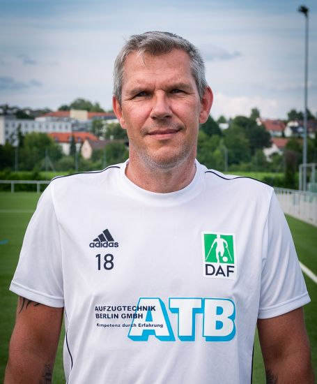 Einzelportrait Nationalspieler Jörg Schmidtke