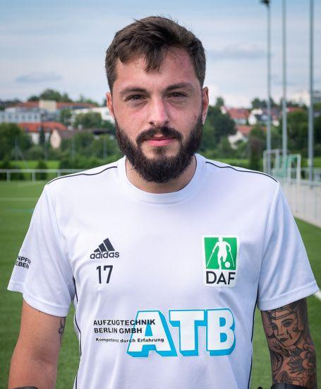Einzelportrait Nationalspieler Stefan Schmidt